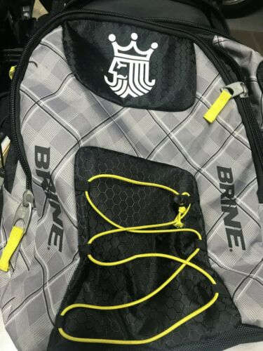 Brine Lacrosse Back pack-Black *NEW* Condition
