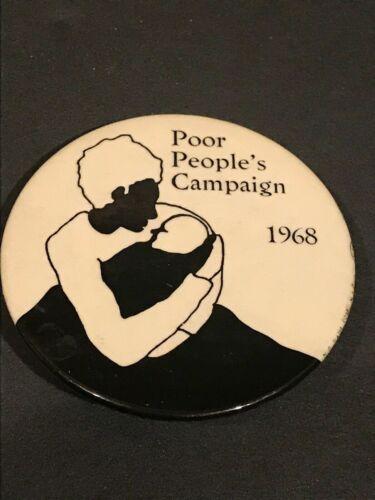 Vintage 1968 Poor People