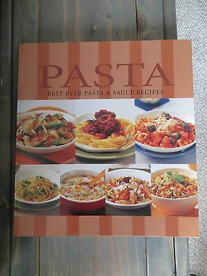 Pasta Best-Ever Pasta & Sauce Recipes ISBN 1740459407 Like