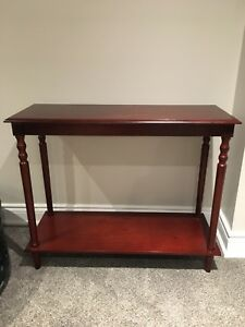 Solid Wood Hall/Entry Table
