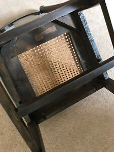 Canadian 1930's chair