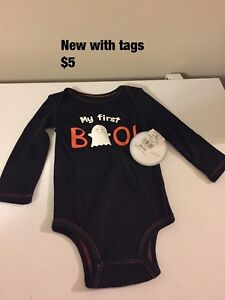 Brand new with tags. My first Halloween
