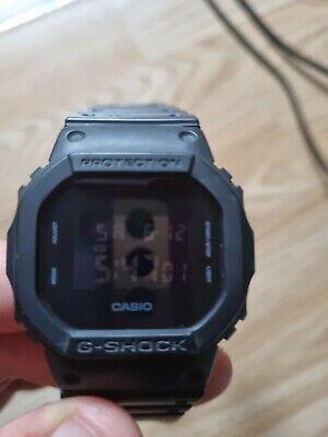 Casio G-Shock DW5600BBN1ER Wrist Watch for Men