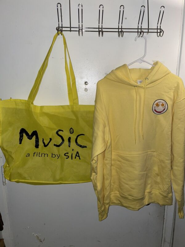MUSIC A FILM BY SIA STUDIO GIFTED HOODIE: NEW MEDIUM