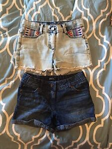 Youth short size 10