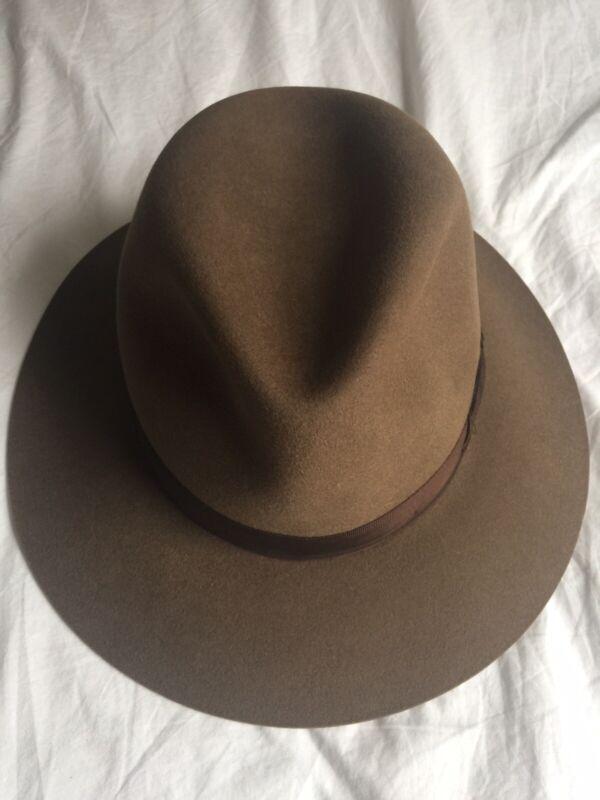Vintage Worth & Worth Italian Hat