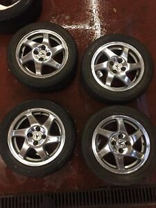 Acura Integra Gsr Blades Buy Or Sell Used Or New Car Parts Tires - Acura blades rims