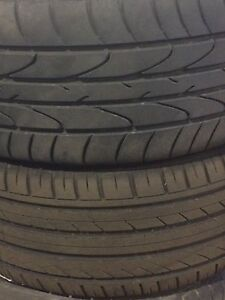 "17"" tyres to suit small car . Hackham Morphett Vale Area Preview"