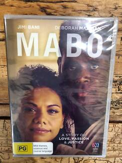 MABO DVD - Brand New