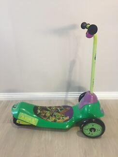 Teenage Mutant Ninja Turtle Electric Scooter