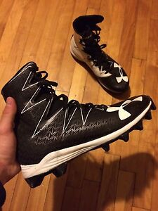Under Armor High Ankle Cut Cleats