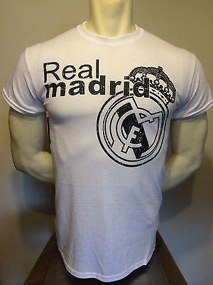 Real Madrid Cristiano Ronaldo Cr7 Classico White Soft Shirt Champions League