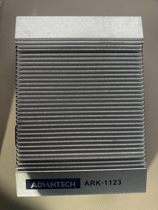 Advantech ARK-1123H - U0A1E Ultra Compact Embedded  computer TESTED adapter SSD