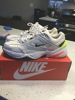 Nike M2K Tekno Multi Volt Dad Clunky Shoes Size 12