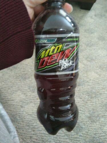 Mountain Dew Pitch Black Unopened
