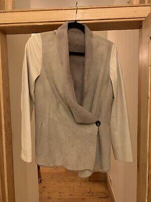 Beautiful Karl Donoghue Shearling Jacket In Size M.