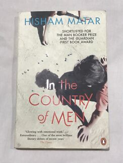 Wanted: In the Country of Men