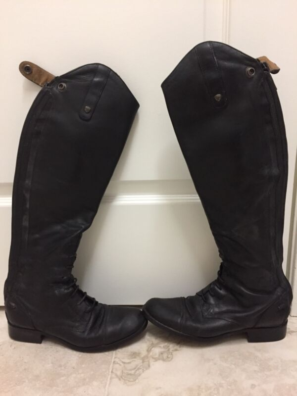 Ariat heritage tall boots womens 7