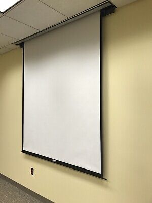 Da Lite Power Projection Screen 7 Wide