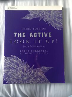 The Active Look It Up! 3rd edition
