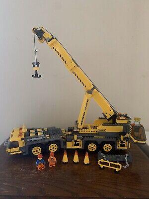 LEGO City XXL Mobile Crane (#7249)