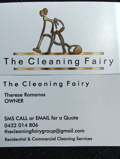 The Cleaning Fairy Group