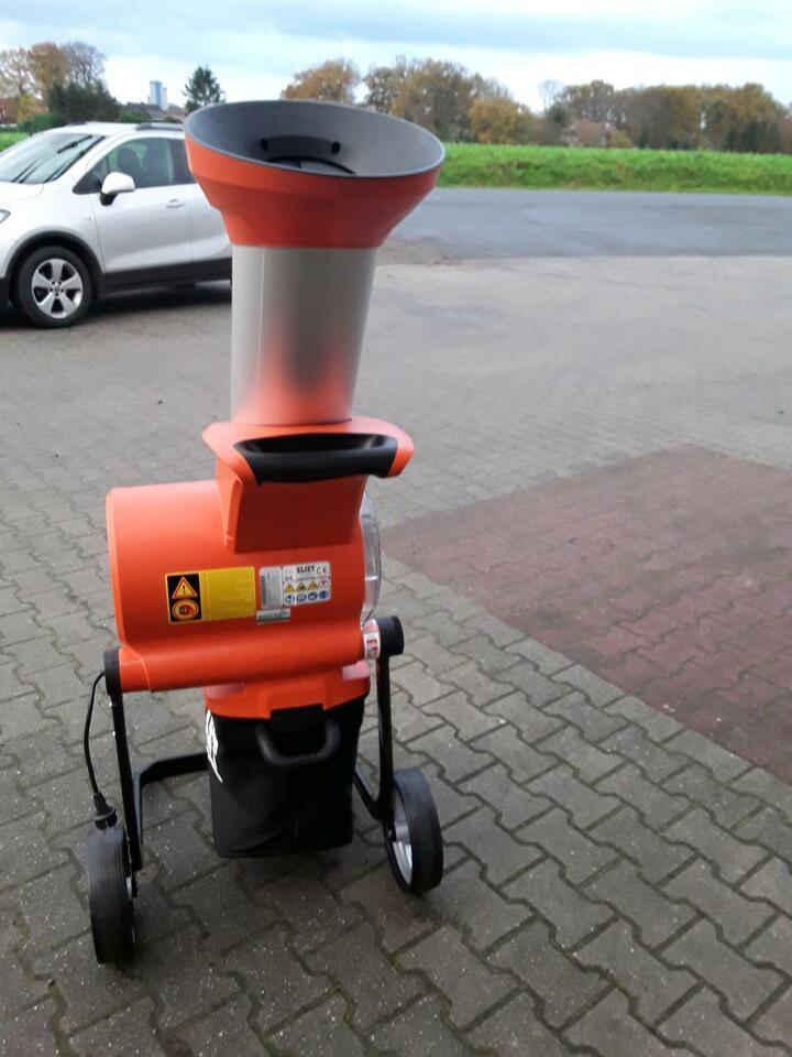 Eliet Häcksler Neo Gartenhäcksler Schredder 220 V in Löningen