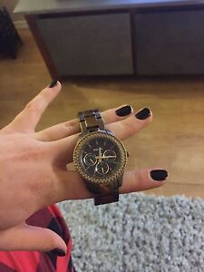 FOSSIL WATCH - WOMENS, BROWN