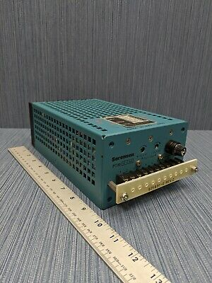 Sorensen Power Supply Ptm 15-2.8m22