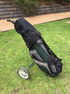 Golf Clubs and Trolley Baulkham Hills The Hills District Preview