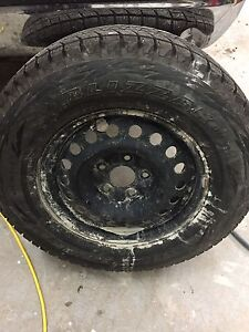 4 winter tires for sale 235 70 16