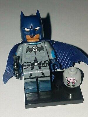LEGO BATMAN ZOMBIE WITH EXTRA HEAD