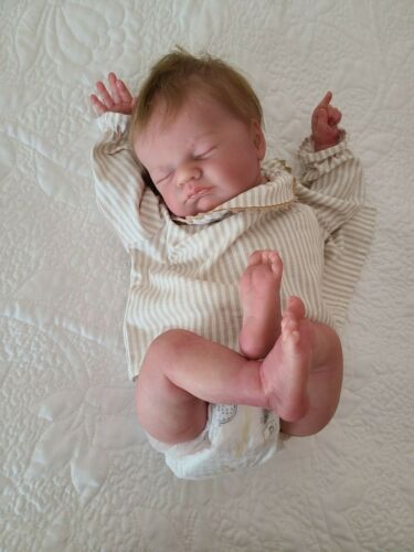 Reborn Doll Evie by Laura Lee Eagles