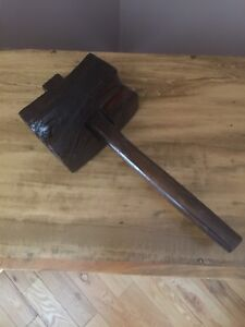 "One of a Kind Handmade ""Folk Art"" Hammer from Newfoundland"