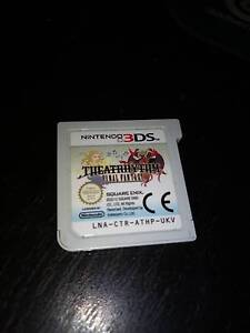 Theatrhythm Fnal Fantasy Nintendo 3ds Game Inglewood Stirling Area Preview