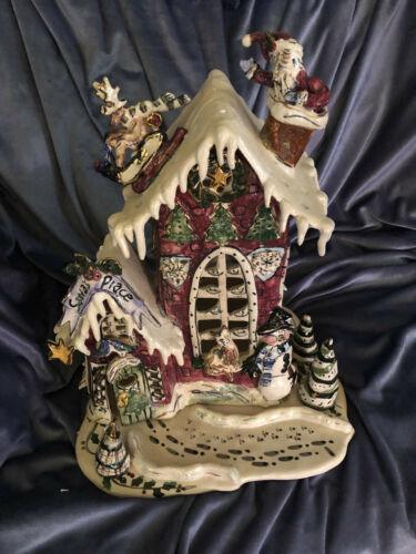 """Blue Sky Clayworks """"Santa"""