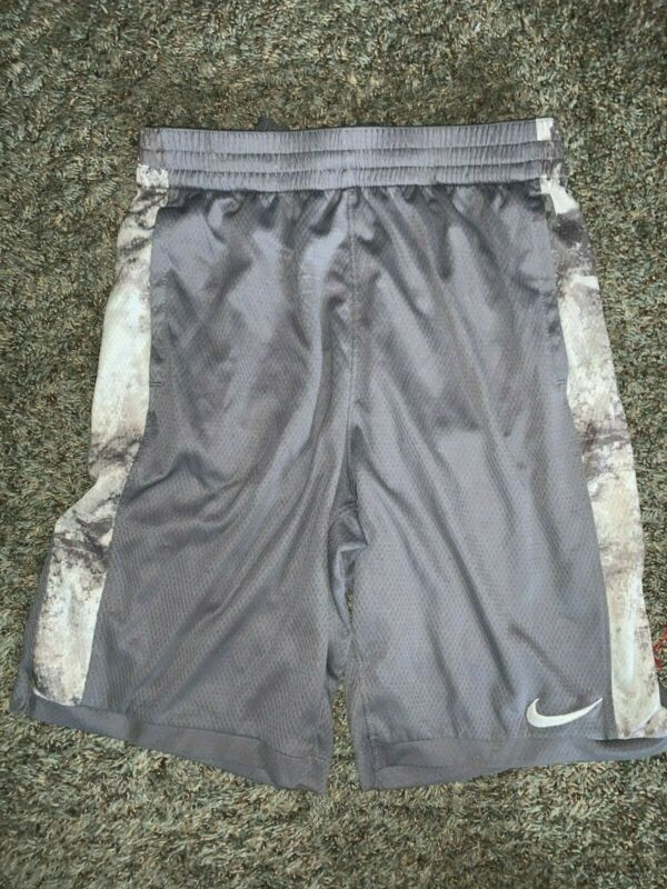 Gray Nike Shorts Boys L