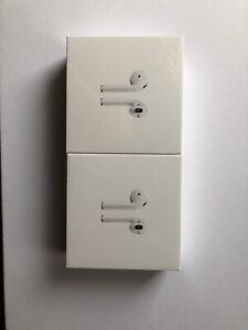 Airpods 2 sealed, wireless charging and non wireless charging