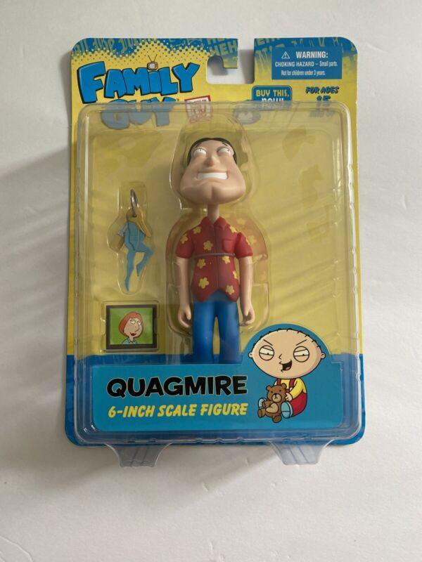 Quagmire 6 inch Scale Figure Family Guy Mezco Series 3