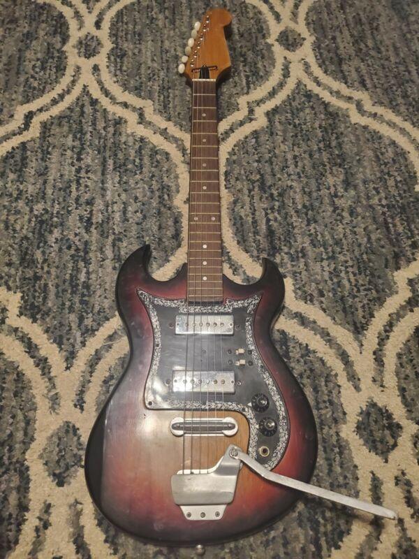 Teisco Guitar 1960s