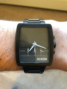 "Nixon ""The Axis"" Mens Watch"
