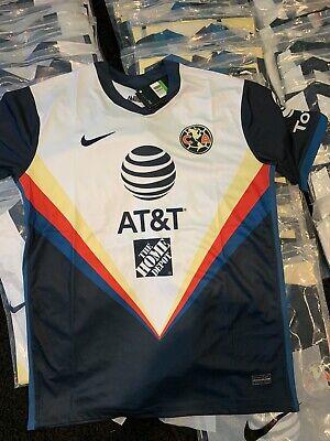 Club America 2020 Large Jersey Special Edition Futbol Aguilas Mexico Liga Mx