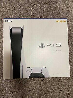 Sony PS5 PlayStation 5 Disc Edition ✅BRAND NEW IN HAND SHIPS NOW ✅