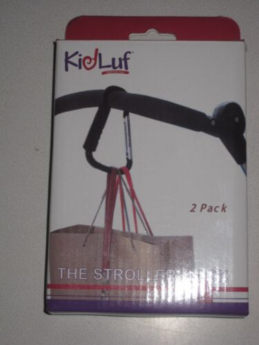 Stroller Hooks, KidLuf Stroller Hooks Multi Purpose Hooks