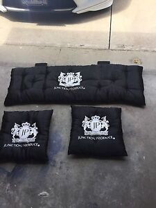 Junction produce seat pillows