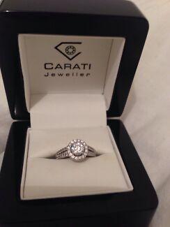 Diamond ring  Schofields Blacktown Area Preview