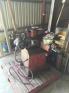Mechanical workshop brake disc & drum machine good working order Pendle Hill Parramatta Area Preview