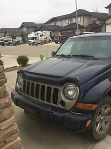 Jeep for sale as a whole or for parts