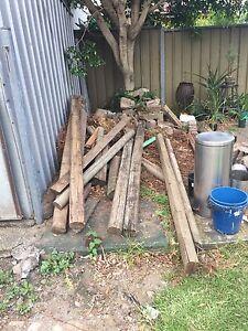 Treated pine garden edging Granville Parramatta Area Preview