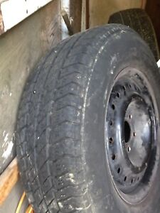 4tires with rims 15inc
